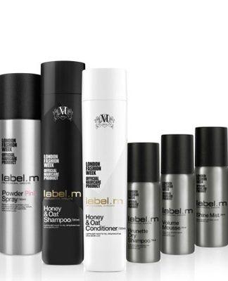 Label.M Haarproducten