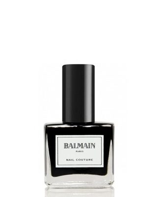 Balmain Nail Couture Noir