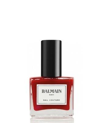 Balmain Nail Couture Rouge