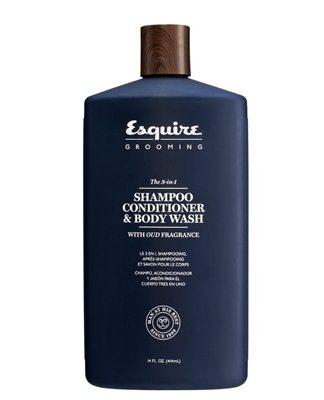 Esquire Grooming Shampoo conditioner & Body Wash
