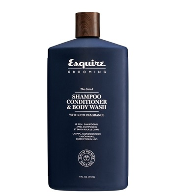 Esquire Grooming Shampoo conditioner & Body Wash