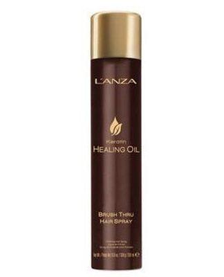 Lanza Keratin Healing Oil Brush Thru Hair Spray