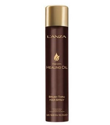 Lanza Keratin Healing Oil Brush Thru Hair Spray