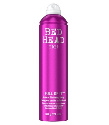 Bed Head Full Of It Volume Hairspray