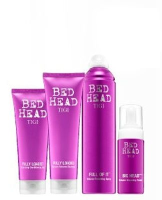 Bed Head Volume Super Heroes