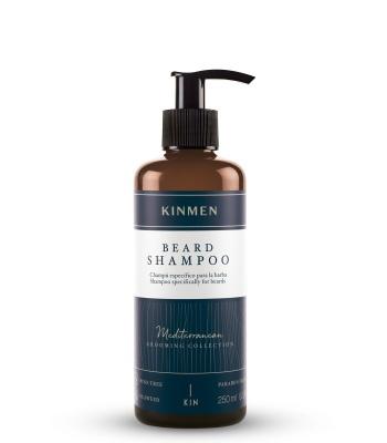 KINMEN Beard Shampoo