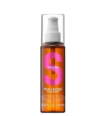 S-Factor True Lasting Colour Hair Oil