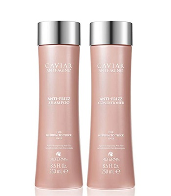 Caviar Anti Frizz Duo