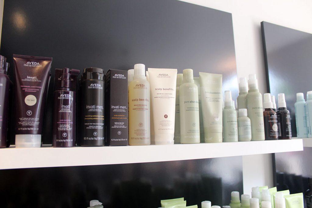 aveda shampoo invati