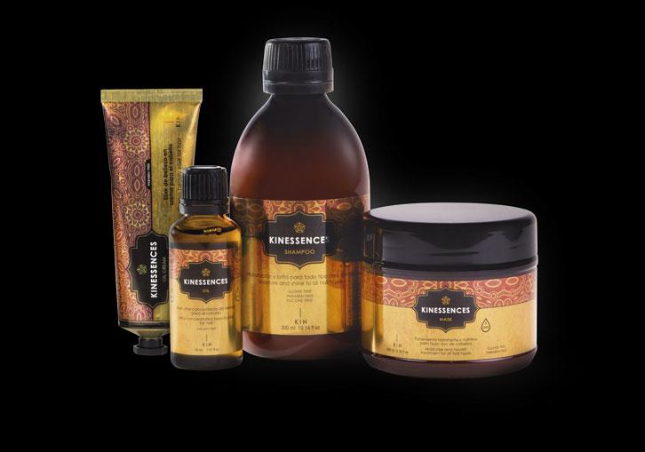 kinessence haarproducten