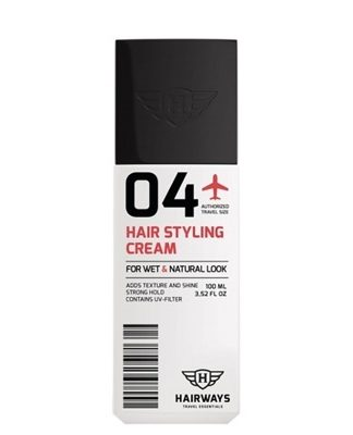 Hairways 04 Hair Styling Cream