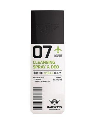 Hairways 07 Cleansing Spray & Deo