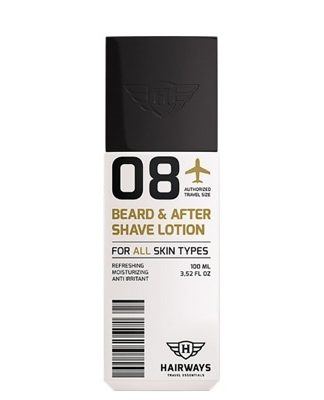 Hairways 08 Beard & After Shave Lotion