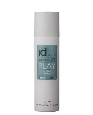 ID Hair Elements Play Spray Wax
