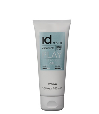 ID Hair Elements Play Strong Gel