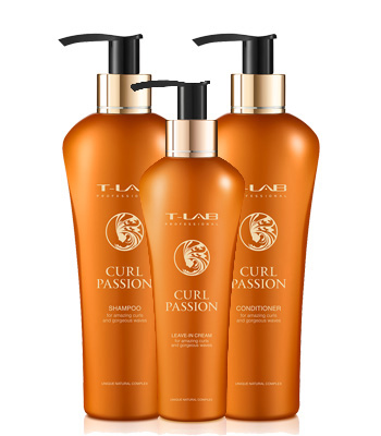 T-LAB Tame My Frizzy Hair! Set