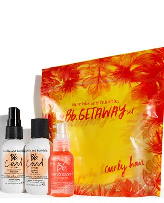 Bumble and Bumble The Getaway Summer Set Curly Hair