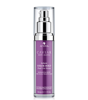 Caviar Infinite Color Hold Dual Use Serum