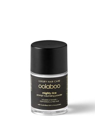 Oolaboo Mighty Rice Volumizing Powder