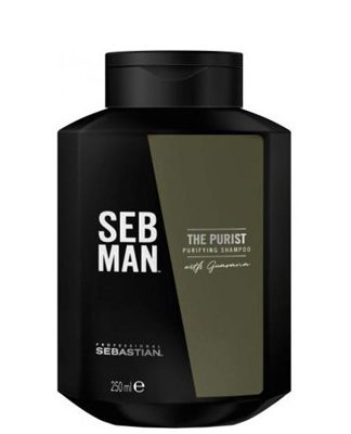SEBMan The Purist Purifying Shampoo
