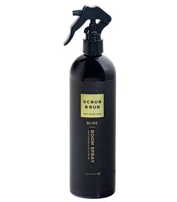Scrub & Rub Room Spray Bliss