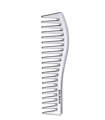Balmain Limited Edition Silver Styling Comb