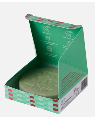 Rescue My Hair Pollution Patrol Shampoo Bar