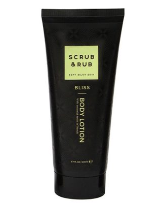 Scrub & Rub Bliss Body Lotion