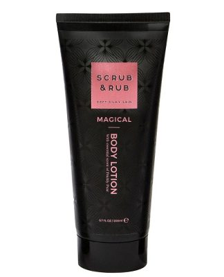 Scrub & Rub Magical Body Lotion