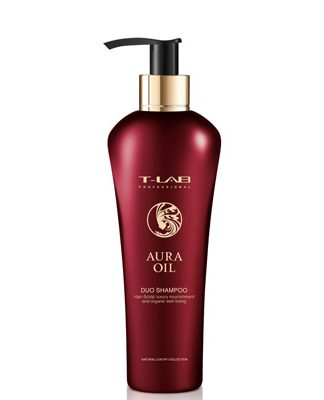 T-LAB Aura Oil Duo Shampoo