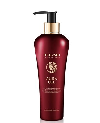 T-LAB Aura Oil Duo Treatment