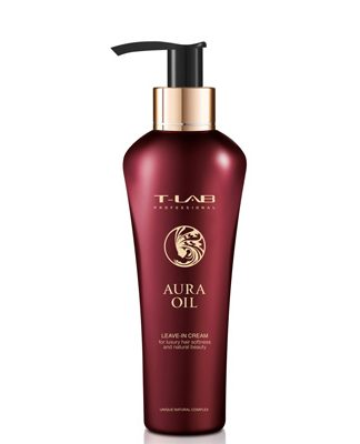T-LAB Aura Oil Leave-In Cream