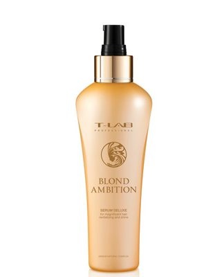 T-LAB Blond Ambition Serum Deluxe