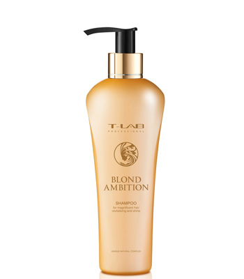T-LAB Blond Ambition Shampoo