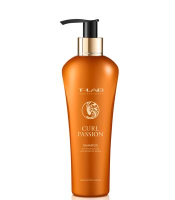 T-LAB Curl Passion Shampoo