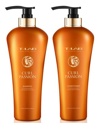 T-LAB Curly & Wavy Hair Essentials Plus