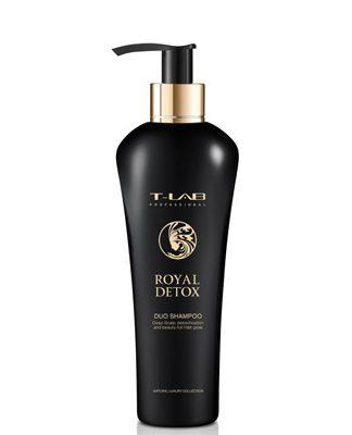 T-LAB Royal Detox Duo Shampoo