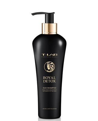 T-LAB Royal Detox Duo Shampoo