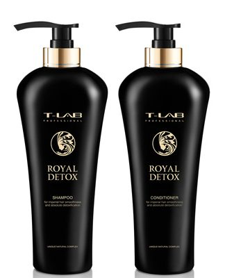 T-LAB Royal Detox Essentials Plus