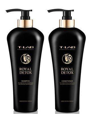 T-LAB Royal Detox Essentials Plus