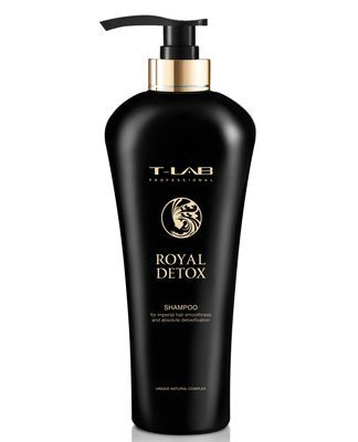 T-LAB Royal Detox Shampoo