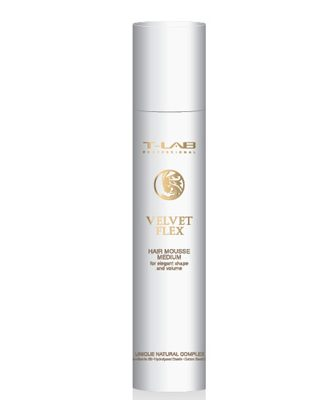 T-LAB Velvet Flex Hair Mousse Medium