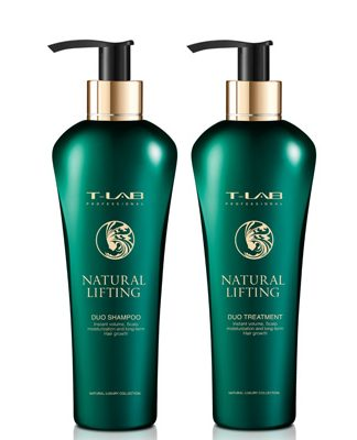 T-LAB Volume Crush Hair Essentials