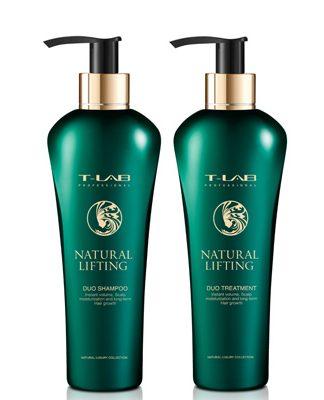 T-LAB Volume Crush Hair Essentials