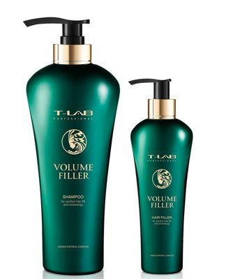 T-LAB Volume Crush Hair Essentials Plus